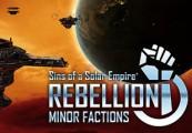 Sins of a Solar Empire: Rebellion - Minor Factions DLC Steam CD Key