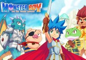 Monster Boy and the Cursed Kingdom Steam CD Key