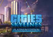 Cities: Skylines Platinum Edition Steam CD Key
