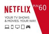 Netflix Gift Card PLN60 PL