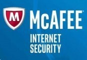 McAfee Internet Security 2018 (1 Year / Unlimted Devices)