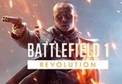 Battlefield 1 Revolution Edition UK XBOX One CD Key