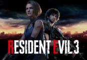 Resident Evil 3 EU Steam CD Key