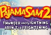 Pajama Sam 2: Thunder and Lightning Aren't So Frightening Steam CD Key