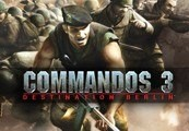 Commandos 3: Destination Berlin Steam CD Key