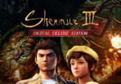 Shenmue III Digital Deluxe Edition EU PS4 CD Key