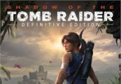 Shadow of the Tomb Raider Definitive Edition Steam CD Key