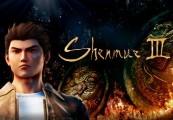 Shenmue III PRE-ORDER EU Epic Games CD Key