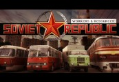 Workers & Resources: Soviet Republic Steam Altergift