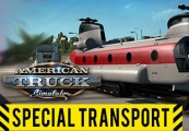 American Truck Simulator - Special Transport DLC Steam CD Key