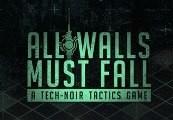 All Walls Must Fall - A Tech-Noir Tactics Game Steam CD Key