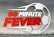 90 Minute Fever - Football (Soccer) Manager MMO Steam CD Key