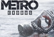 Metro Exodus Gold Edition RU Epic Games CD Key