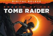Shadow of the Tomb Raider Digital Deluxe Edition RoW Steam CD Key