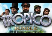 Tropico Bundle Steam CD Key