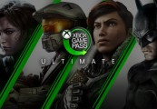 Xbox Game Pass Ultimate - 6 Months XBOX One / Windows 10 CD Key