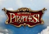Sid Meier's Pirates! Steam CD Key