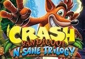 Crash Bandicoot N. Sane Trilogy EU Steam CD Key