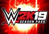 WWE 2K19 - Season Pass DLC EU Steam CD Key