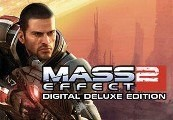 Mass Effect 2 Digital Deluxe Edition Steam Gift