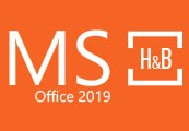 MS Office 2019 Home and Business Retail Key