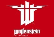 Wolfenstein: The New Order EU Steam CD Key