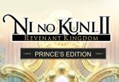 Ni No Kuni II: Revenant Kingdom The Prince's Edition EMEA Steam CD Key