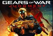 Gears of War: Judgment EU Xbox 360 CD Key