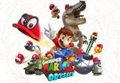 Super Mario Odyssey EU Nintendo Switch CD Key