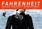 Fahrenheit Indigo Prophecy Remastered Steam CD Key