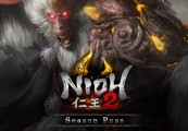 Nioh 2 - Season Pass EU PS4 CD Key