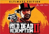 Red Dead Redemption 2 Ultimate Edition Rockstar Digital Download CD Key