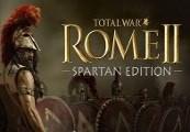 Total War: ROME II Spartan Edition Steam CD Key