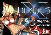 X-Blades - Digital Deluxe Content DLC Steam CD Key