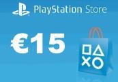 Playstation Network Card €15 DE