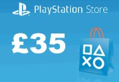 PlayStation Network Card £35 UK
