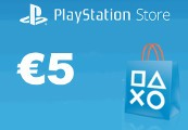 Playstation Network Card €5 ES
