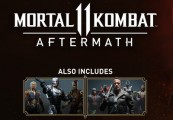 Mortal Kombat 11 - Aftermath + Kombat Pack Bundle DLC Steam CD Key