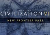 Sid Meier's Civilization VI - New Frontier Pass DLC EU Steam CD Key