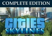 Cities: Skylines Complete Edition Steam CD Key