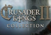 Crusader Kings II Collection 2014 Steam CD Key