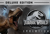 Jurassic World Evolution Deluxe EU Steam CD Key
