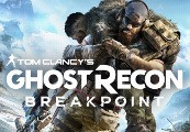 Tom Clancy's Ghost Recon Breakpoint EU Uplay CD Key