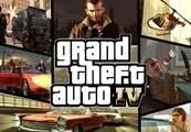 Grand Theft Auto IV EU Steam CD Key