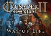 Crusader Kings II - Way of Life DLC Steam CD Key