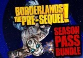 Borderlands: The Pre-Sequel + Season Pass EU Steam CD Key