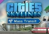 Cities: Skylines - Mass Transit DLC Steam CD Key