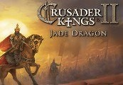 Crusader Kings II - Jade Dragon DLC Steam CD Key