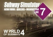 World of Subways 4 – New York Line 7 Steam CD Key