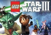 LEGO Star Wars III: The Clone Wars Steam CD Key